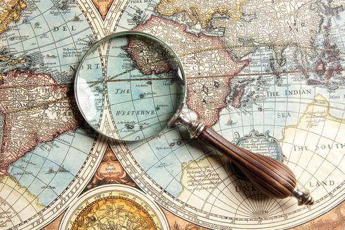 Gastón é o mais novo membro da Sociedade de Cartografia Micronacional